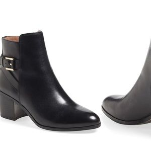 Louise et Cie Zalia black heeled boots 6